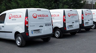 Vehicle Fleet Signage
